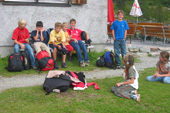 Familienparadies in Fiss in Tirol