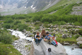Family paradise Fiss in Tyrol